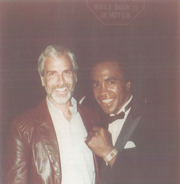 Mike & Sugar Ray Leonard