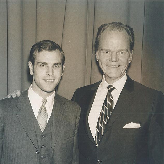 Mike & Paul Harvey