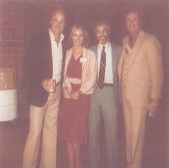 Dr. Wayne Dyer, Colleen Frank, Mike Frank, Dr. Jim Tunney