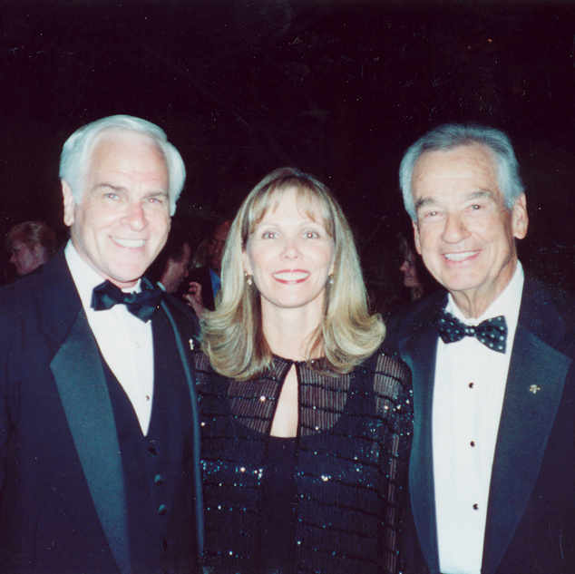 Mike, Colleen Ridge, & Zig Ziglar