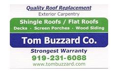 Tom Buzzard Roofing