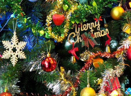 Old School – Merry Christmas, Happy Holidays and Thank You!