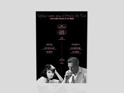 소피아로렌과비토리오데시카특별전_포스터,리플렛-04