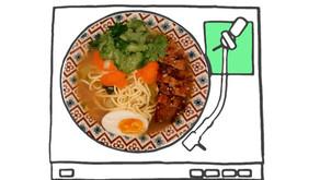 Ramen Soup - Hearty Winter Warm Noodle Dish
