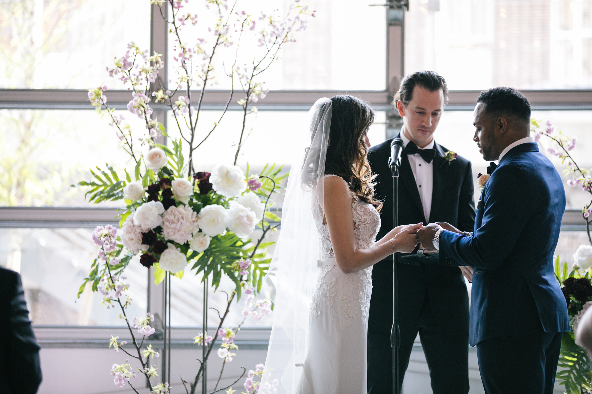Artists for Humanity Wedding, Fleur and Stitch, Fleur + Stitch, Fleur & Stitch, Zev Fisher Photography