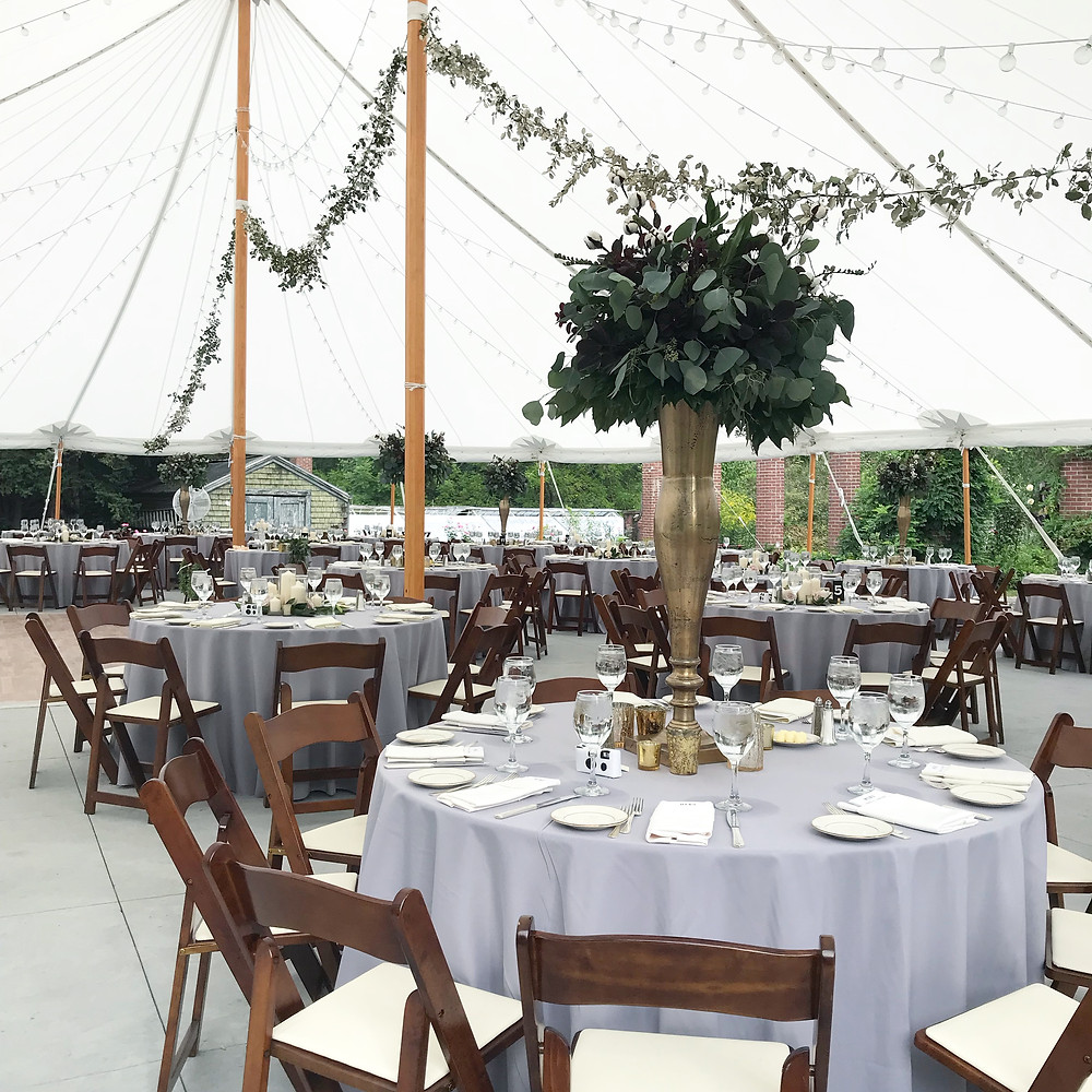 Glen Magna Tent, Glen Magna Wedding Flowers, Fleur + Stitch, Fleur & Stitch, Fleur and Stitch