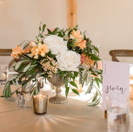 Peirce Farm Wedding Flowers, Fleur + Stitch, Fleur and Stitch, Freebird Photography