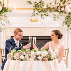 The Commons 1854 Wedding Flowers, Fleur and Stitch, Fleur + Stitch, Freebird Photography