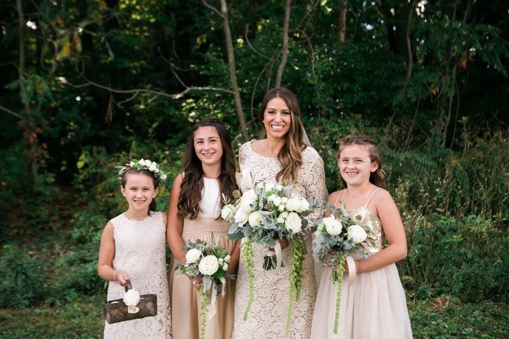 Hyland Orchard, Wedding