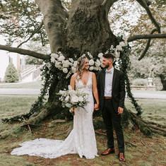 Fleur + Stitch, Fleur and Stitch, Peirce Farm Wedding Flowers, Jamie Curio Photography