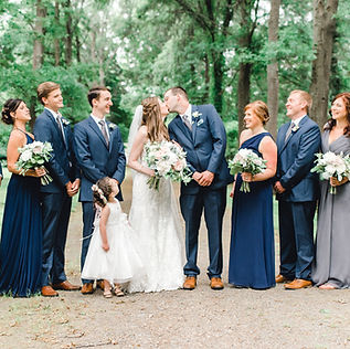 Glen Magna Wedding Flowers