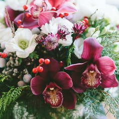 Burgundy and white wedding bouquet,Wedding Flowers, Fleur + Stitch, Fleur and Stitch, Fleur & Stitch
