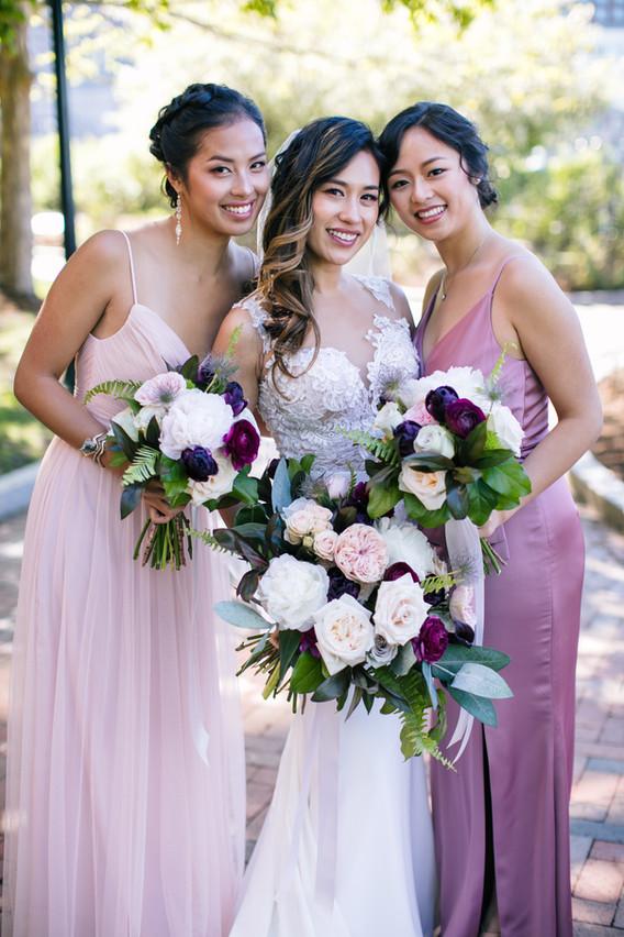 Artists For Humanity Wedding, Fleur + Stitch, Fleur and Stitch, Fleur & Stitch, Zev Fisher Photography,