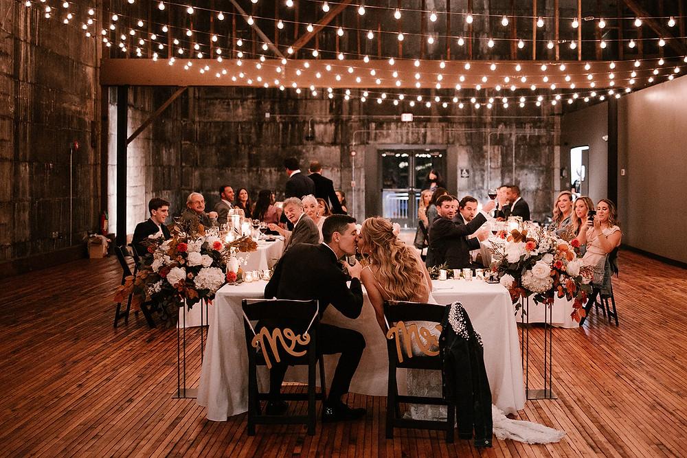 Olio Event Space, Peabody MA, Fleur + Stitch, Fleur and Stitch, Fleur & Stitch, Jessie Felix Photography, Micro Wedding, Wedding Florist