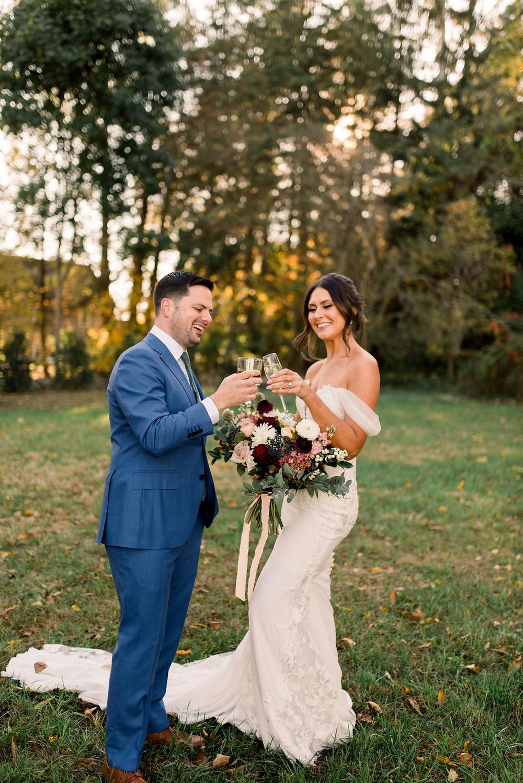 Fleur + Stitch, Fleur and Stitch, Fleur & Stitch, Jessica Maranda Photography, Micro Wedding, Backyard Wedding