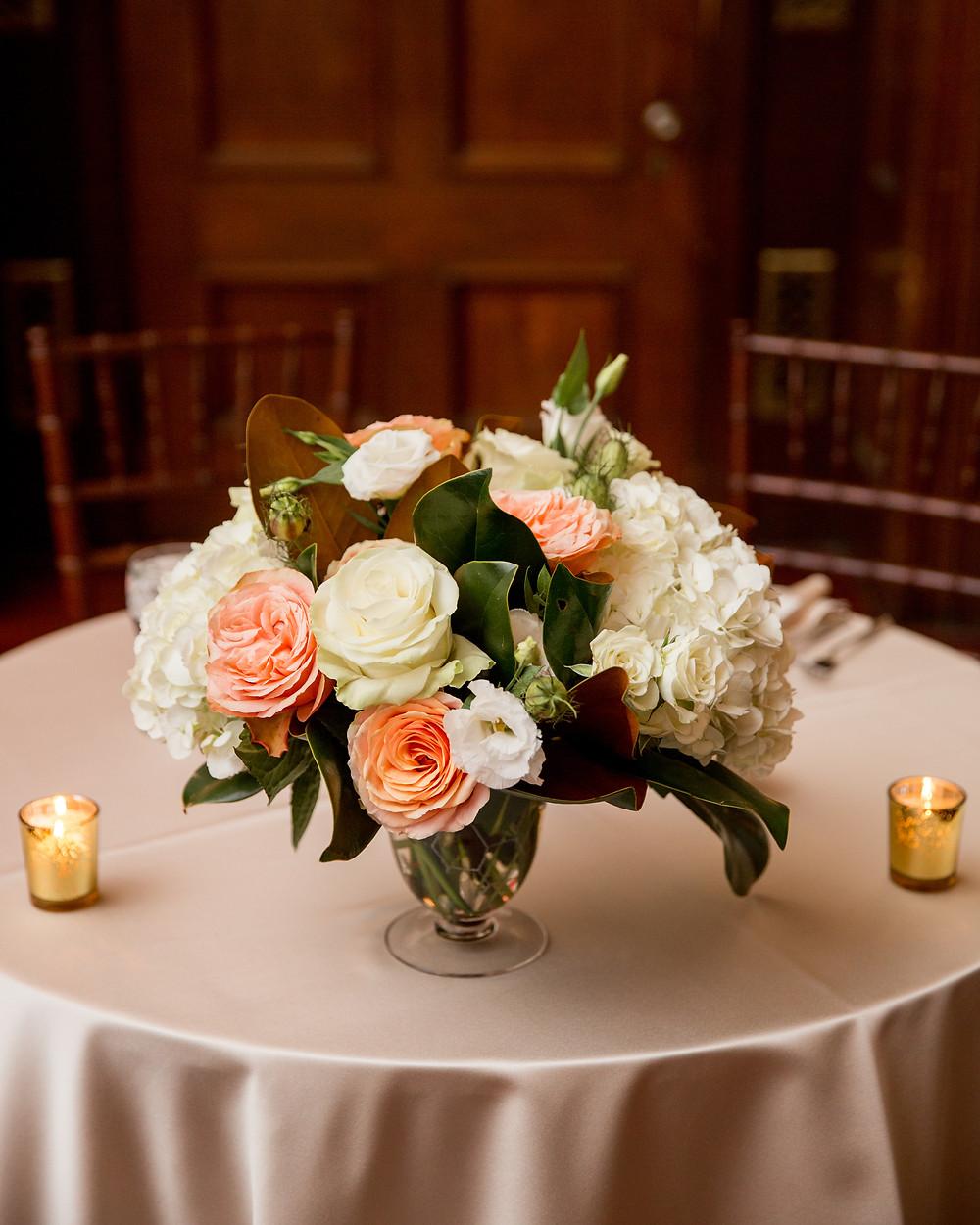 Colonial Hall Salem MA Wedding, Free Bird Photography, Fleur + Stitch, Fleur and Stitch Wedding Flowers