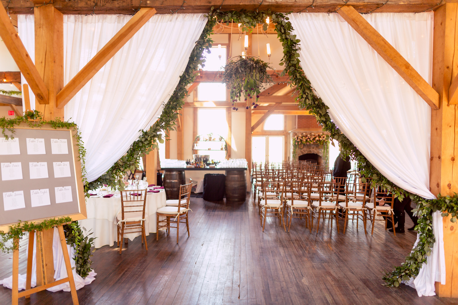 Peirce Farm at Witch Hill Wedding, Once Like a Spark Photography