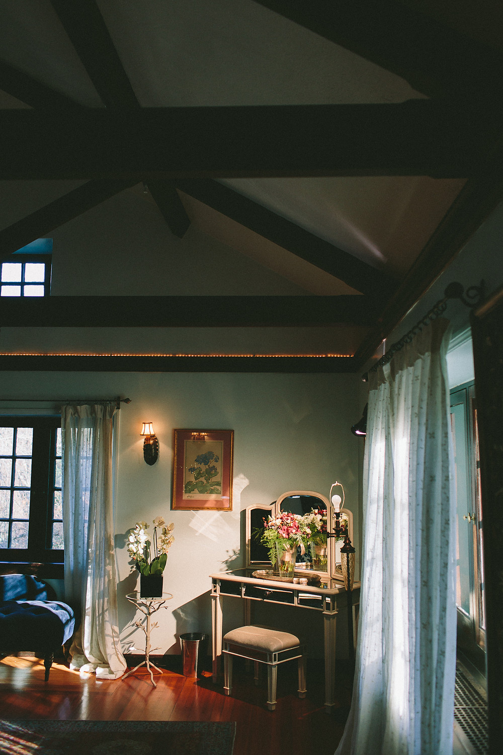 Bridal Suite, The Willowdale Estate