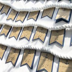 Fleur + Stitch, Fleur and Stitch, Fleur & Stitch, Seating Cards, Escort Cards