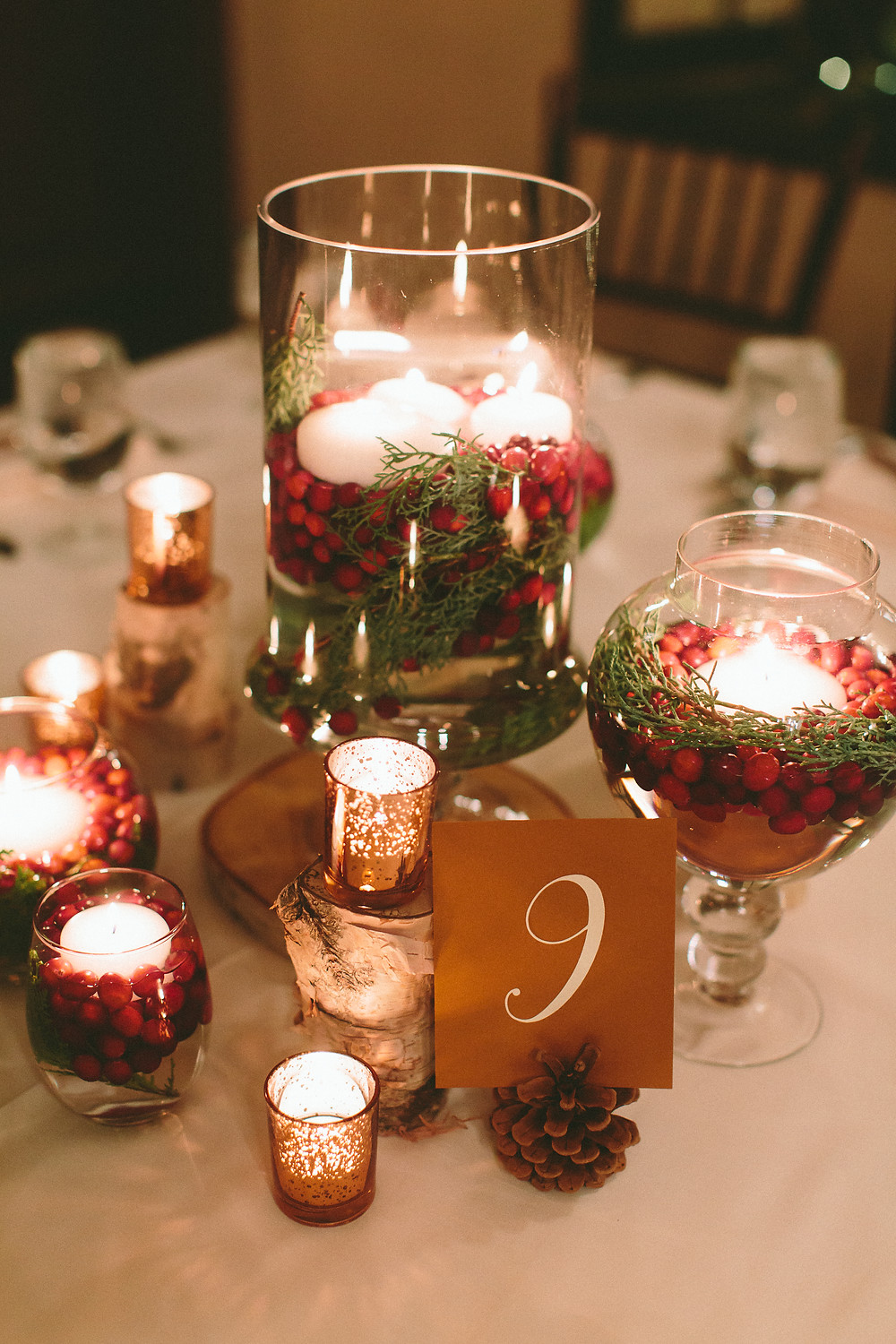 Christmas Wedding at The Willowdale Estate, Topsfield MA