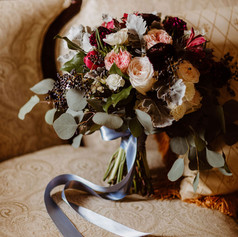 Fleur + Stitch, Fleur and Stitch, Fleur & Stitch, Molly Quill Photography, The Commons 1854, Wedding Flowers, The Commons 1854 Fireplace, The Commons 1854 Mantle, The Commons 1854 Ceremony, The Commons 1854 Sweetheart Table, Fireplace Flowers, Mantle Flowers