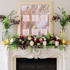 The Commons 1854 Wedding,Wedding Flowers, Fleur + Stitch, Fleur and Stitch, Fleur & Stitch