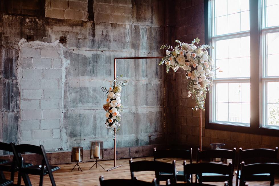 Fleur + Stitch, Fleur and Stitch, Fleur & Stitch, Nicole Hunt Photography, Olio Event Space, Wedding Flowers, Olio Wedding, Olio Event Space Florist, Olio Peabody Ceremony, Wedding Flowers, Peabody Wedding Florist, Topsfield Wedding Flowers