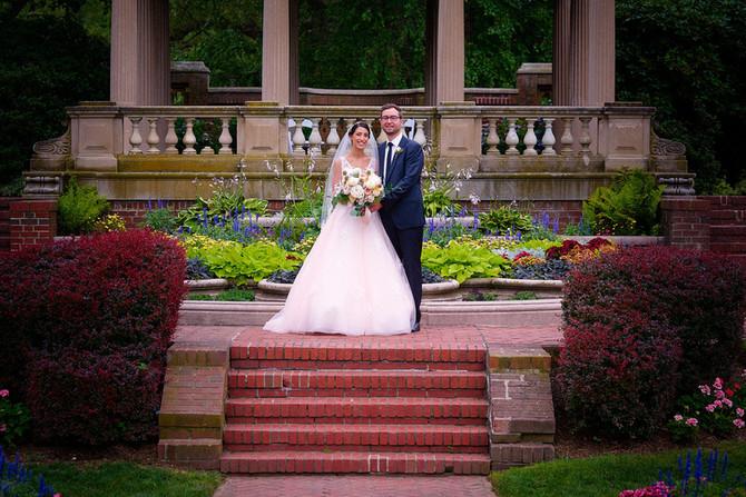 Irini + JP : An Enchanting Ceremony at Lynch Park Rose Garden