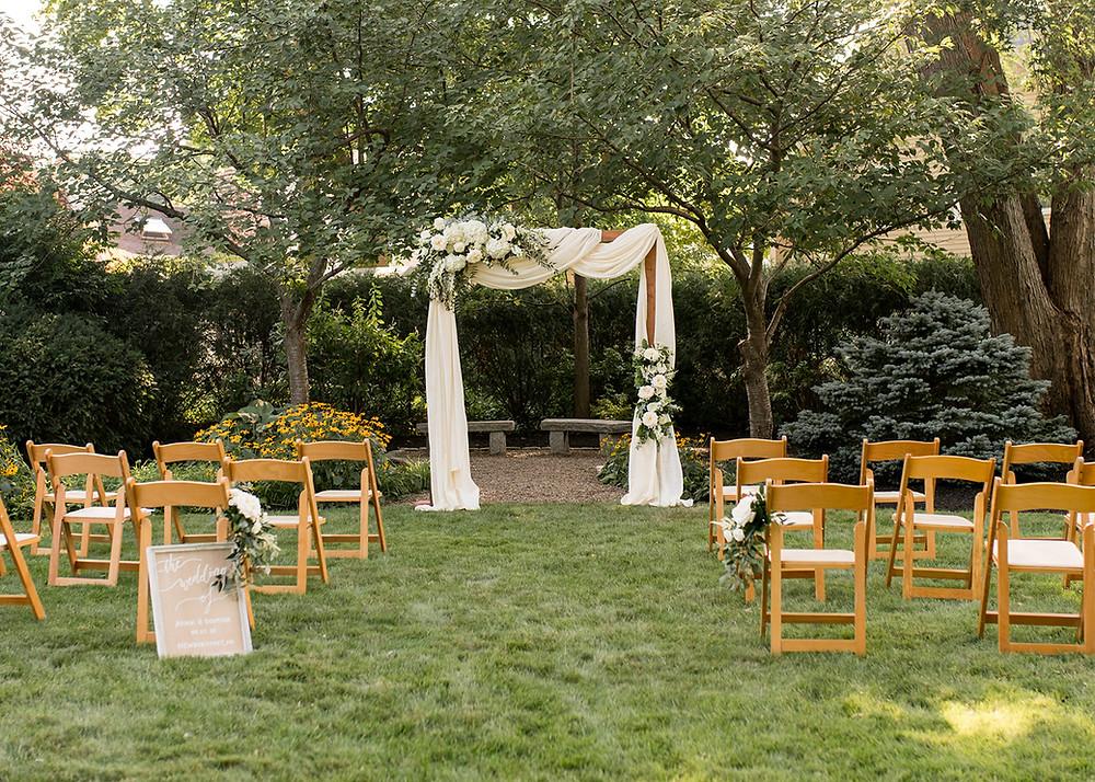 Fleur + Stitch, Fleur & Stitch, Fleur and Stitch, Free Bird Photography, Micro Wedding, Covid Wedding