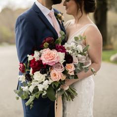 Willowdale Estate Wedding Flowers, Fleur and Stitch, Fleur + Stitch, Dan Aguire Photography