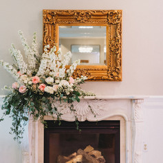 Fleur + Stitch, Fleur and Stitch, Fleur & Stitch, The Commons 1854, Wedding Florist, Wedding Flowers