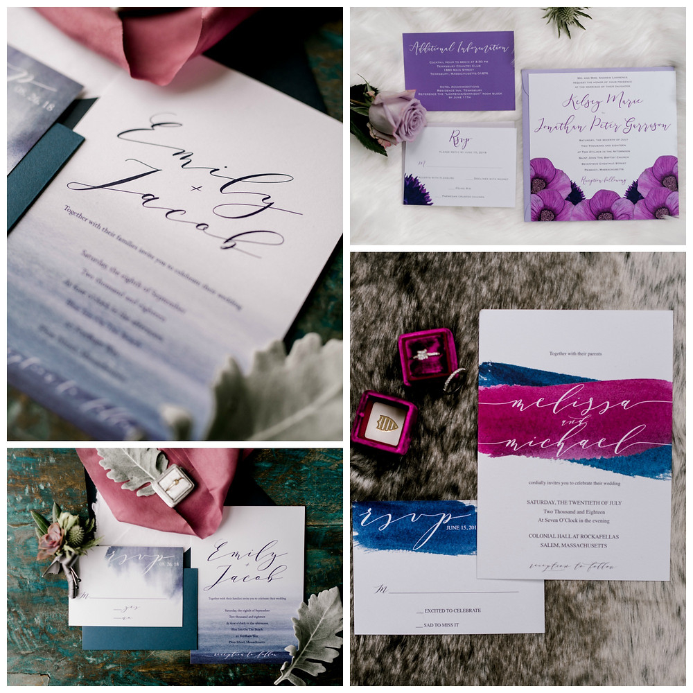 Simply B, Luxury Invitations