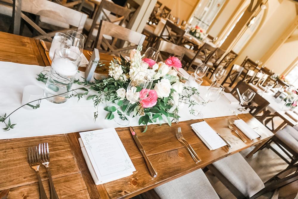 Grove Restuarant, Rowely MA, Briar Barn Inn Wedding, Wedding Flowers, Fleur and Stitch, Fleur + Stitch, Fleur & Stitch