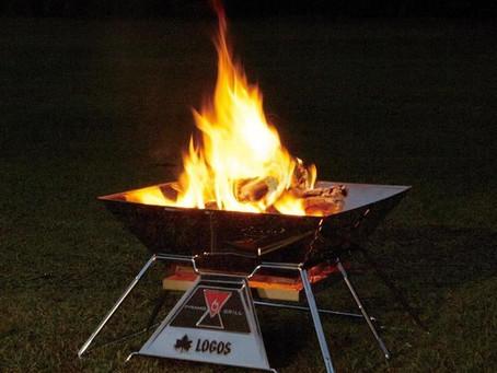 キャンプ場ブログ「管理人のひとりごと」 Vol.2     焚火について あれこれ