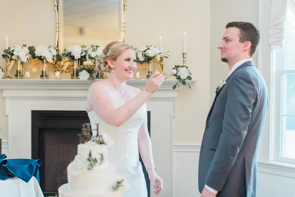 Fireplace, Groveland Fairways Wedding, Fleur + Stitch, Meredith Jane Photography