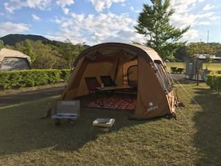 もうすぐ夏休み!キャンプシーズンの到来です。