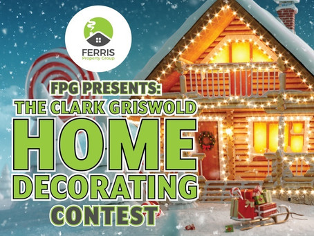 THE CLARK W. GRISWOLD JR. HOUSE DECORATING CONTEST
