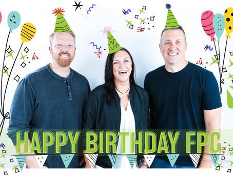HAPPY BIRTHDAY FERRIS PROPERTY GROUP!