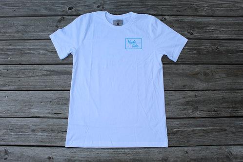 Box Logo Tee White