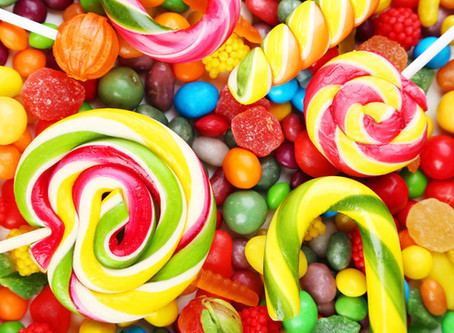 Science in Candy Land