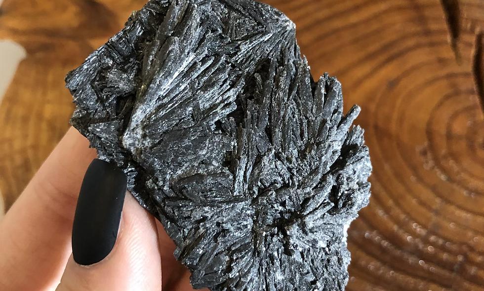 """Black Kyanite """"B"""""""