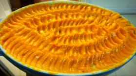 Sweet potato winter pie