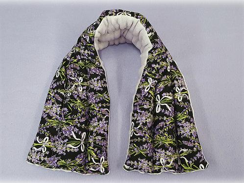 Lavender Neck Wrap - Style 1