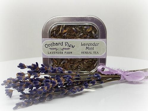 Lavender Mint Herbal Tea