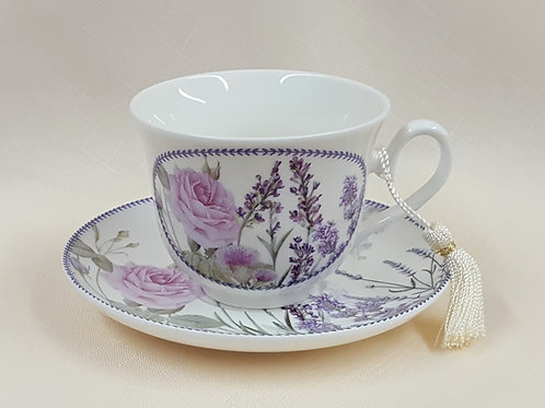Item #209911 Tea Cup & Saucer