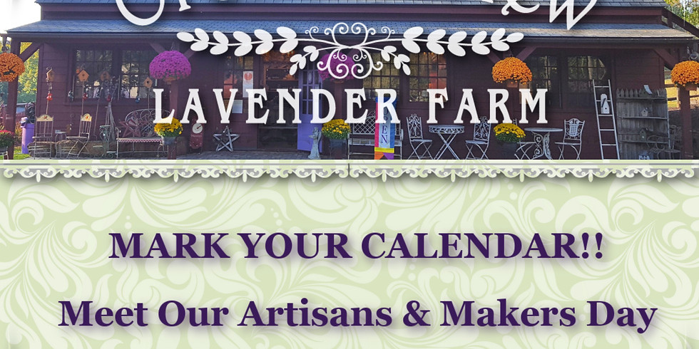 Meet Our Artisans & Makers Day