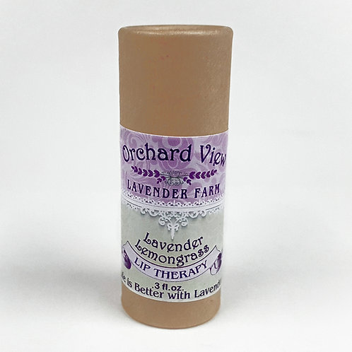 Lavender Lemongrass Lip Therapy