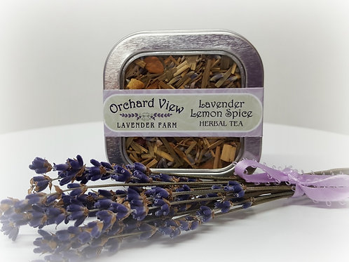 Lavender Lemon Spice Herbal Tea