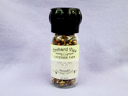 Gourmet Lavender Pepper
