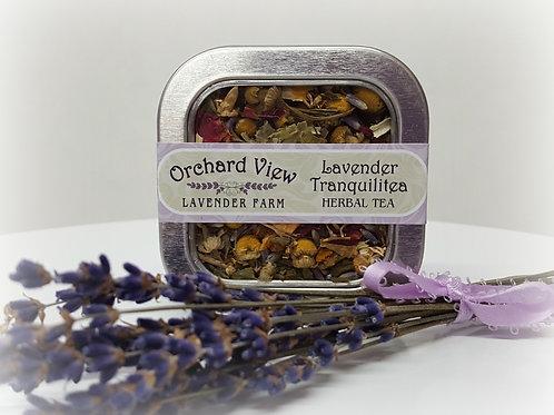 Lavender Tranquilitea Herbal Tea